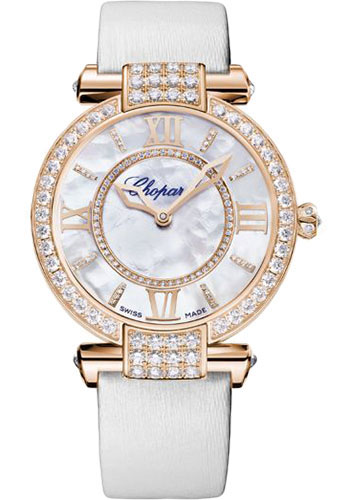 Chopard Watches - Imperiale Automatic - 36mm - Rose Gold - Style No: 384242-5005