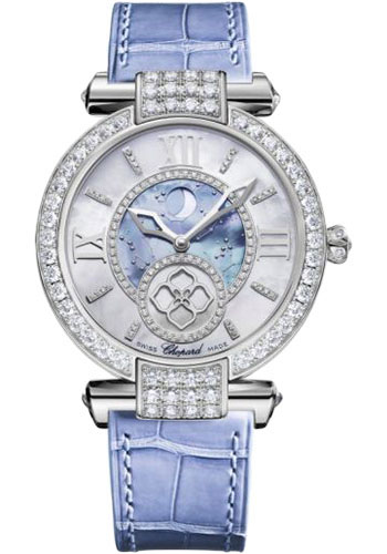 Chopard Watches - Imperiale Automatic - 36mm - White Gold - Style No: 384246-1001