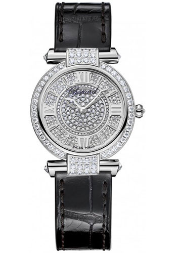 Chopard Watches - Imperiale Manual 28mm White Gold - Style No: 384280-1001