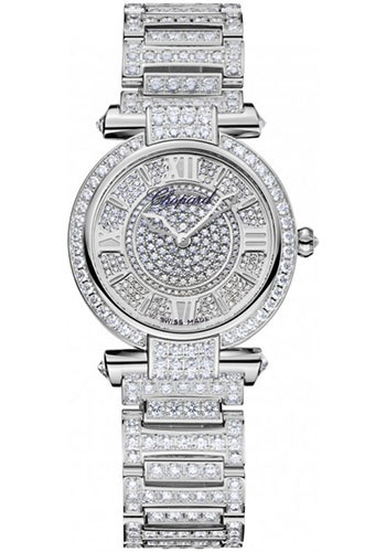 Chopard Watches - Imperiale Manual 28mm White Gold - Style No: 384280-1002
