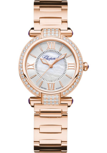 Chopard Watches - Imperiale Automatic - 29mm - Rose Gold - Style No: 384319-5008