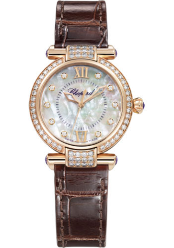 Chopard Watches - Imperiale Automatic - 29mm - Rose Gold - Style No: 384319-5010