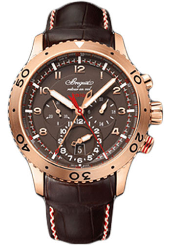 Breguet Watches - Type XXII Transatlantique Fly-Back Chronograph 44mm - Rose Gold - Style No: 3880BR/Z2/9XV