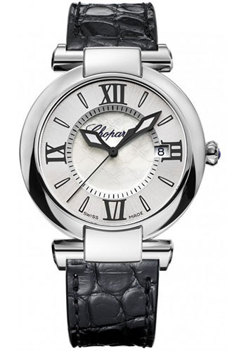 Chopard Watches - Imperiale Quartz - 36mm - Stainless Steel - Style No: 388532-3001