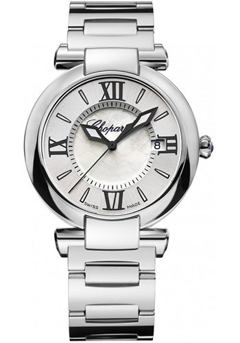 Chopard Watches - Imperiale Quartz 36mm Stainless Steel - Style No: 388532-3002