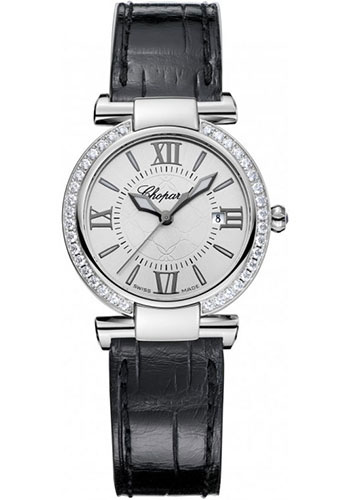 Chopard Watches - Imperiale Quartz 28mm Stainless Steel - Style No: 388541-3003