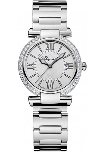 Chopard Watches - Imperiale Quartz 28mm Stainless Steel - Style No: 388541-3004
