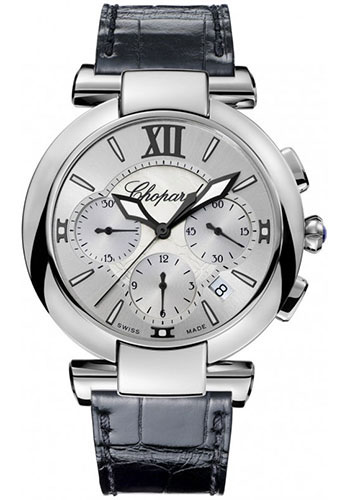 Chopard Watches - Imperiale Chronograph Stainless Steel - Style No: 388549-3001