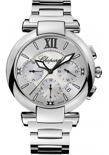 Chopard Watches - Imperiale Chronograph Stainless Steel - Style No: 388549-3002