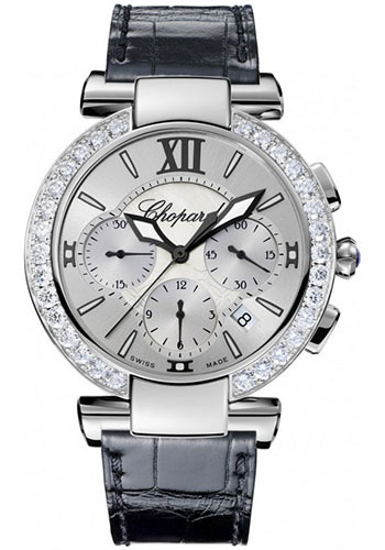 Chopard Watches - Imperiale Chronograph Stainless Steel - Style No: 388549-3003