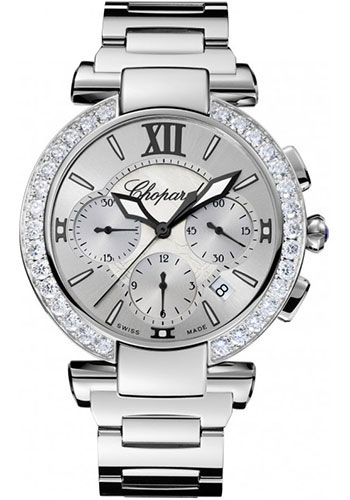 Chopard Watches - Imperiale Chronograph Stainless Steel - Style No: 388549-3004
