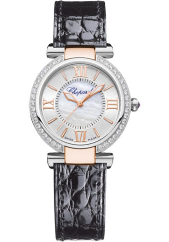 Chopard Watches - Imperiale Automatic - 29mm - Steel and Rose Gold - Style No: 388563-6007