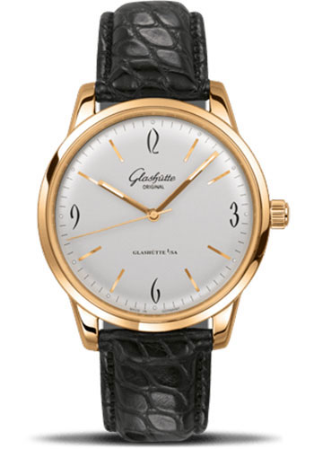 Glashutte Original Watches - 20th Century Vintage Senator Sixties - Style No: 39-52-01-01-04