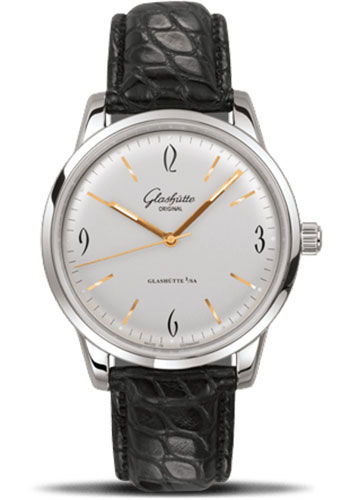 Glashutte Original Watches - 20th Century Vintage Senator Sixties - Style No: 39-52-01-02-04