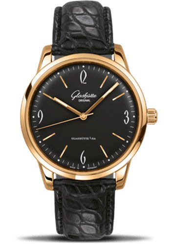 Glashutte Original Watches - 20th Century Vintage Senator Sixties - Style No: 39-52-02-01-04