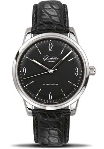 Glashutte Original Watches - 20th Century Vintage Senator Sixties - Style No: 39-52-04-02-04