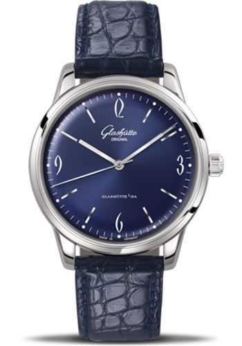 Glashutte Original Watches - 20th Century Vintage Sixties - Style No: 39-52-06-02-04