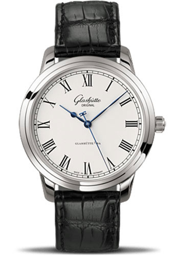 Glashutte Original Watches - Quintessentials Senator Automatic - Style No: 39-59-01-02-04
