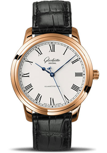 Glashutte Original Watches - Quintessentials Senator Automatic - Style No: 39-59-01-05-04