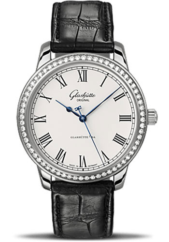 Glashutte Original Watches - Quintessentials Senator Automatic - Style No: 39-59-01-12-04
