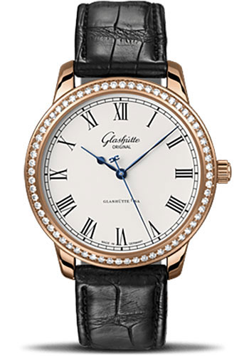 Glashutte Original Watches - Quintessentials Senator Automatic - Style No: 39-59-01-15-04
