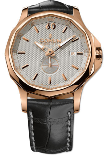 Corum Watches - Admiral's Cup Legend 42 Red Gold - Style No: A395/01008 - 395.101.55/0002 FH12
