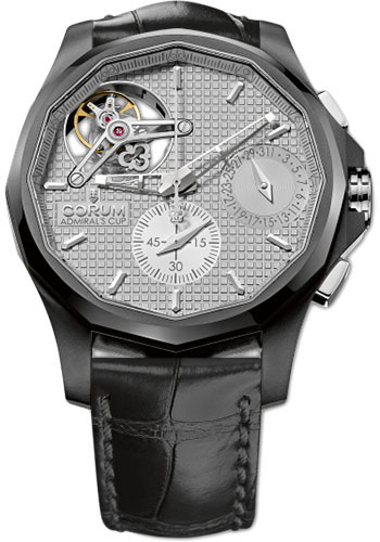 Corum Watches - Admiral's Cup Seafender 47 Tourbillon Chronograph - Style No: 398.550.19/0001 AG10