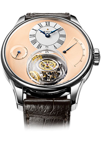Zenith Watches - Academy Christophe Colomb - Style No: 40.2210.8804/95.C631