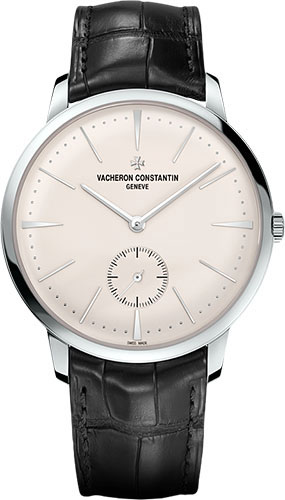 Vacheron Constantin Watches - Patrimony Manual Winding - Small Seconds - Style No: 1110U/000G-B086