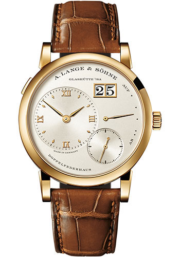 A. Lange & Sohne Watches - Lange 1 Yellow Gold - Style No: 191.021