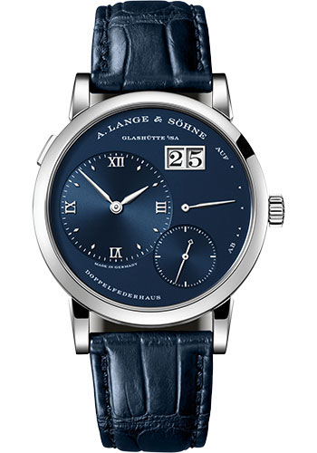 A. Lange & Sohne Watches - Lange 1 White Gold - Style No: 191.028