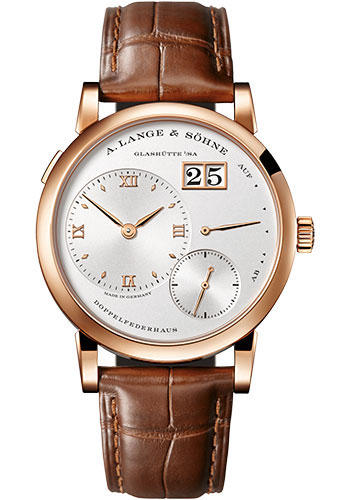 A. Lange & Sohne Watches - Lange 1 Pink Gold - Style No: 191.032