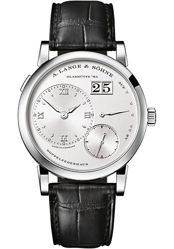 A. Lange & Sohne Watches - Lange 1 White Gold - Style No: 191.039