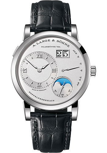 A. Lange & Sohne Watches - Lange 1 Moon Phase - Style No: 192.025