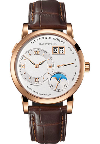 A. Lange & Sohne Watches - Lange 1 Moon Phase - Style No: 192.032