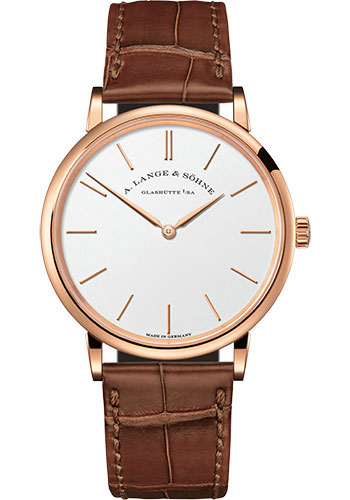 A. Lange & Sohne Watches - Saxonia Thin - Style No: 201.033