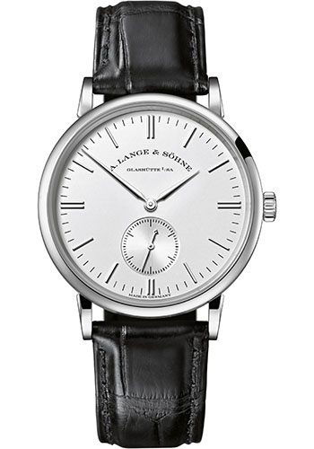 A. Lange & Sohne Watches - Saxonia White Gold - Style No: 219.026