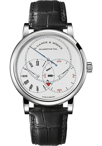 A. Lange & Sohne Watches - Richard Lange Jumping Seconds - Style No: 252.025