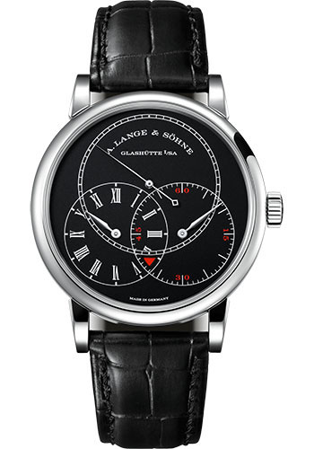 A. Lange & Sohne Watches - Richard Lange Jumping Seconds - Style No: 252.029