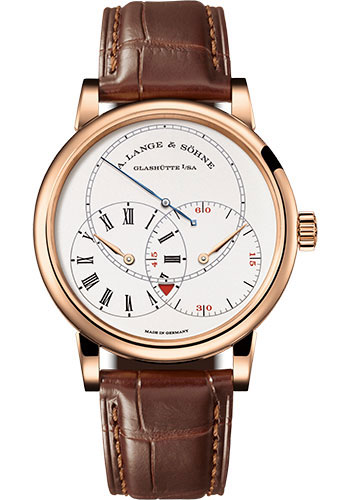 A. Lange & Sohne Watches - Richard Lange Jumping Seconds - Style No: 252.032