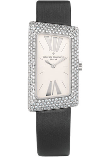 Vacheron Constantin Watches - 1972 Small - White Gold - Style No: 25515/000G-9233