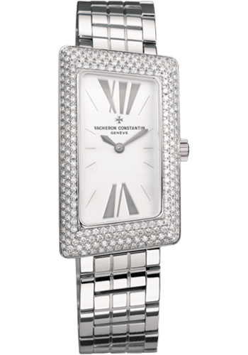 Vacheron Constantin Watches - 1972 Small - White Gold - Style No: 25515/U01G-9233
