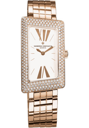 Vacheron Constantin Watches - 1972 Small - Pink Gold - Style No: 25515/U01R-9254
