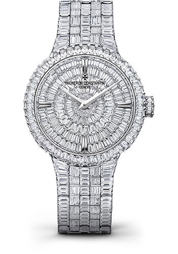 Vacheron Constantin Watches - Traditionnelle Small Model - High Jewellery - Style No: 25761/QA1G-9945