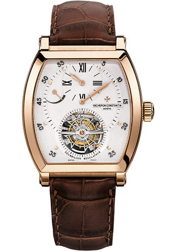 Vacheron Constantin Watches - Malte Tonneau Tourbillon Regulator - Style No: 30080/000R-9257