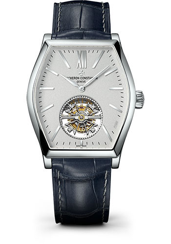 Vacheron Constantin Watches - Malte Tourbillon - Collection Excellence Platine - Style No: 30130/000P-9876