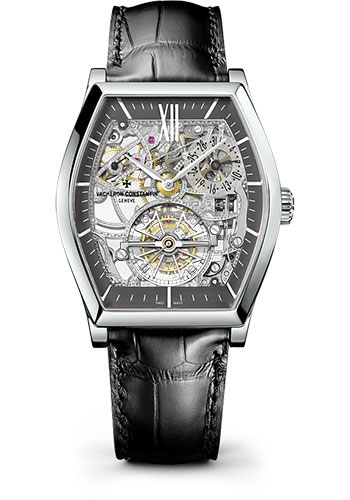 Vacheron Constantin Watches - Malte Tourbillon Openworked - Style No: 30135/000P-9842