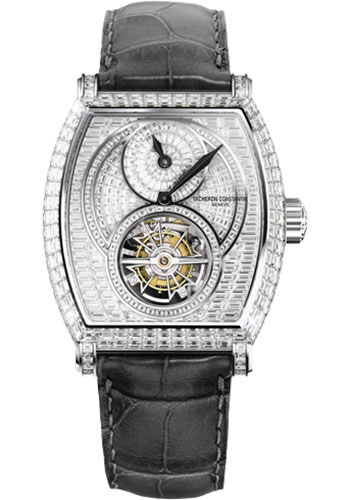Vacheron Constantin Malte Regular Tourbillon High Jewellery watch