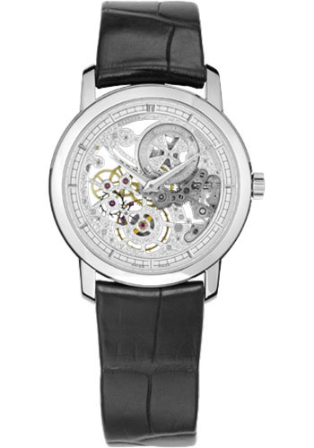 Vacheron Constantin Watches - Traditionnelle Openworked Small Size - Style No: 33158/000G-9394