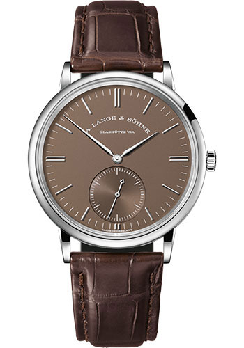 A. Lange & Sohne Watches - Saxonia Automatic - Style No: 380.044